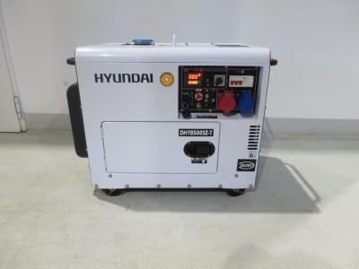 HYUNDAI DHY 8500 Diesel generator
