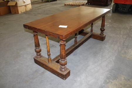 Solid Wood Table