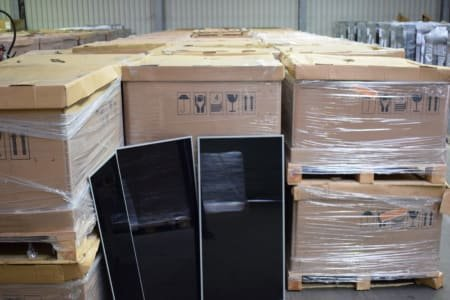 Módulos fotovoltaicos FIRST SOLAR FS-272/275/277 - 1800 uds.
