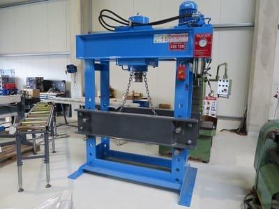 HIDROLIKSAN HD 200 - 1300 workshop press