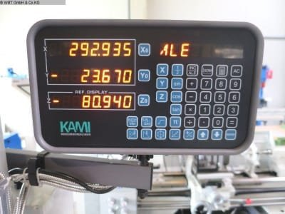 Drilling and milling machine KAMI FKM 350 PD40-1