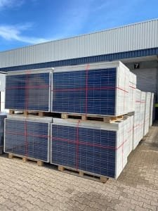 LDK / CANADIAN SOLAR LDK-CS6P225-235P 120 pieces Polycrystalline solar modules