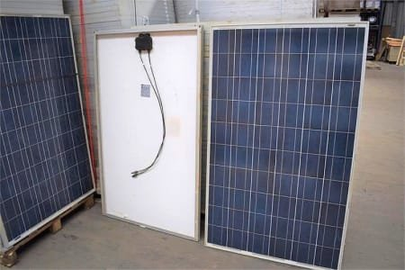 Módulos fotovoltaicos policristalinos LDK / CANADIAN SOLAR LDK-CS6P225-235P, 480 uds.