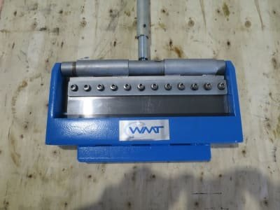 WMT 300/2 Manual press brake