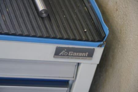 Armario de taller GARANT with Contents