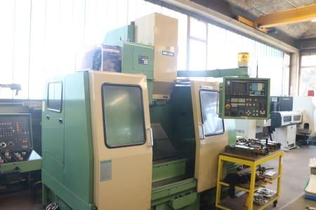 Centro de mecanizado vertical MORISEIKI MV-40 B