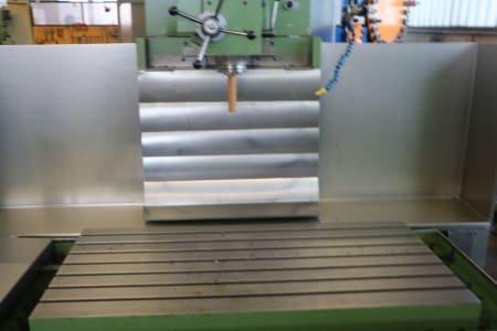 Fresadora universal MIKRON WF 41 C