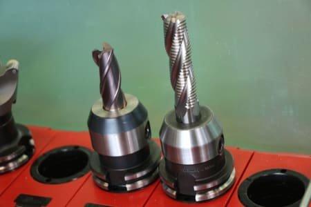 Lot Tool Holders ISO 40
