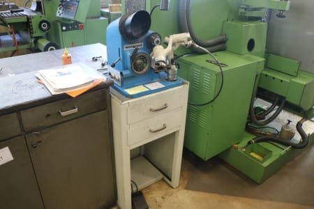 BERGER MEGAPOINT Optical Universal Drilling and Grinding Machine