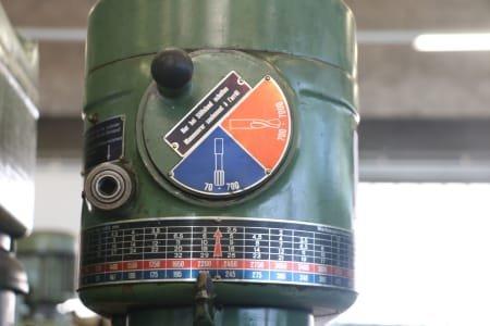 CHRISTEN 8 S Gang Drilling Machine