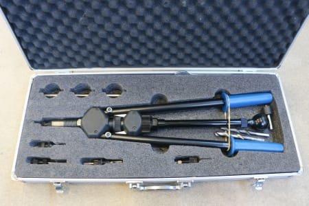 DEJOND DFS 309 T Tubtara Hand Setting Pliers