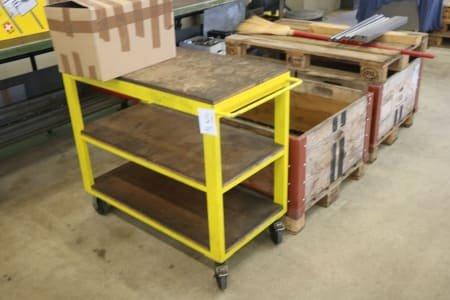 5 Workshop Trolleys