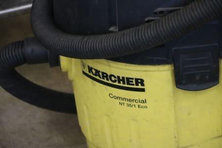 KÄRCHER NT 35/1 ECO Industrial Vacuum Cleaner
