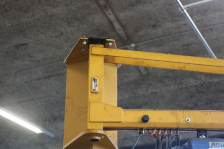 ABUS Column Mounted Slewing Crane