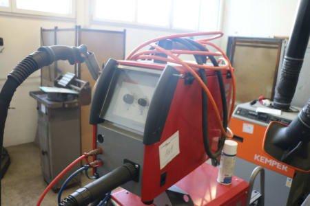 JÄCKLE PRO PLUS 400 Welding Machine