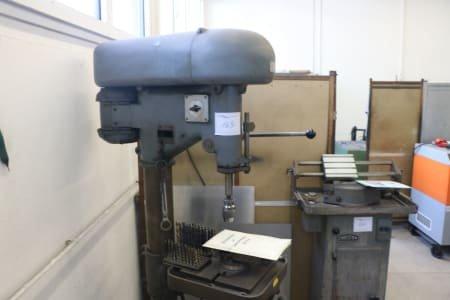 CHRISTEN SB 20 Box Column Drill