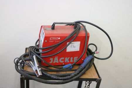JÄCKLE WIG 165 I TIG Welding Machine