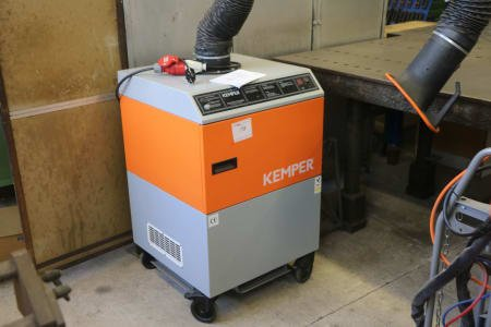KEMPER 14850 Welding Fume Extraction