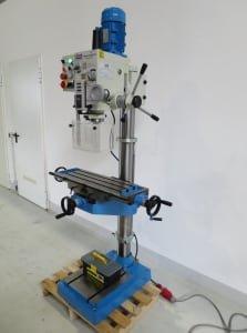 Drilling / milling machine HBM H 40