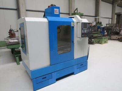 Vertical machining center KNUTH ECO MILL 350CNC