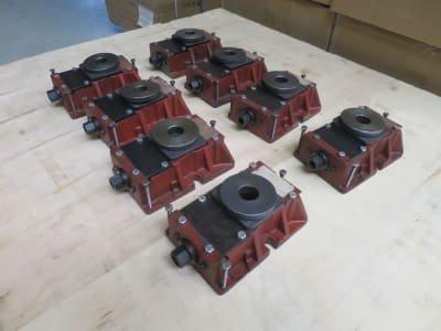 Machine fixators BWF RK Größe II