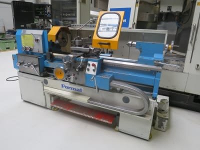 Center lathe FORMAT LD 210 x 1000