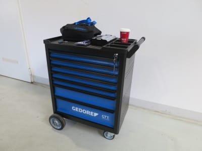 Workshop trolley GEDORE GTT B7
