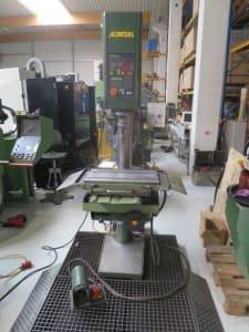 Drilling machine ALZMETALL AC 32 / AS