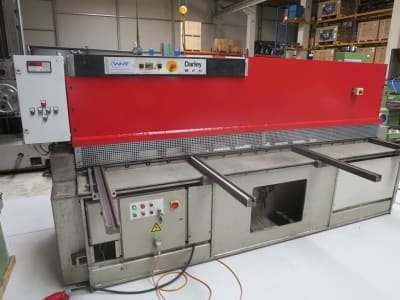 Sheet metal shears DARLEY S 3104