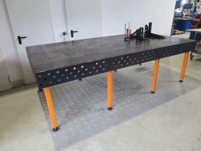 Welding table WMT 2980 x 1480