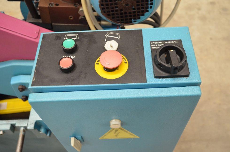 Sierra alternativa hidraulica
