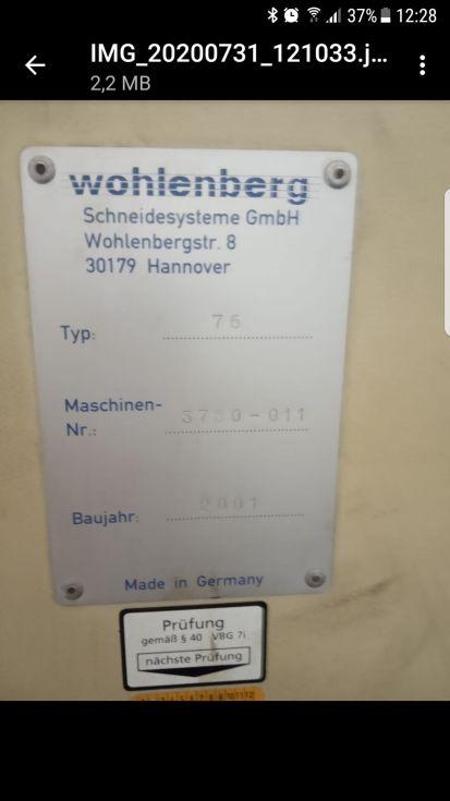 Guillotina automática