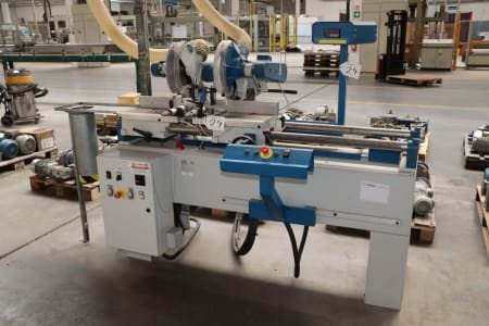 OMGA TR 2 A CE VIS 1000 Double mitre saw