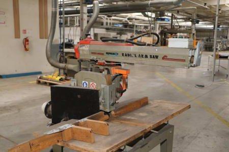 OMGA RN 450 Radial Saw