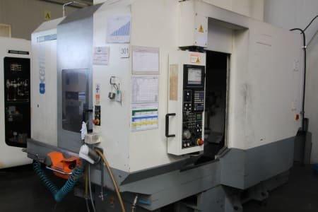 MÜGA S 6040 Vertical Machining Centre