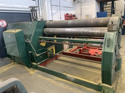 SCHÄFER SRM/S Roll Bending Machine