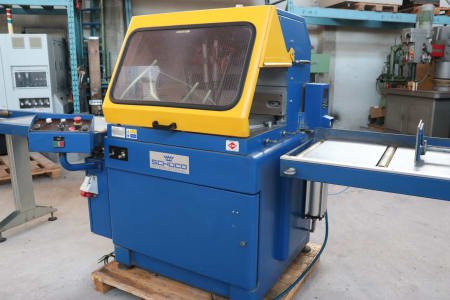 EMMEGI 550 SCA SCHUCO Aluminium Saw