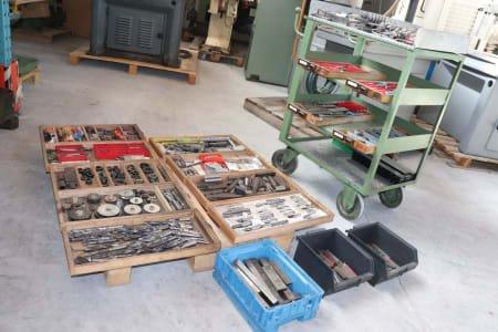 Lot of Machine Accessories