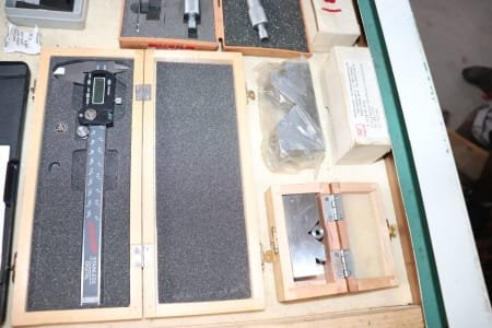 Lot of Measuring Devices