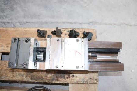 KOHN NCS 125 M-HD Hydraulical Machine Vice