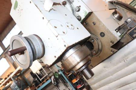 SHW UF 21 NC Tool Milling Machine