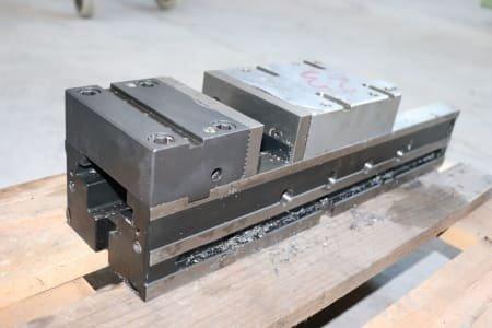 Hydraulical Machine Vice