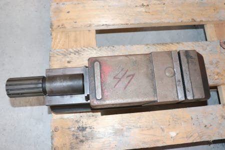 Hydraulical Machine Vice