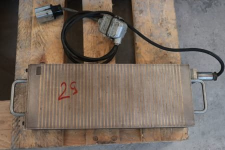 JUNG ED 5 Magnet Clamping Plate