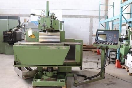 MIKRON WF 5 DCM CNC Tool Milling Machine