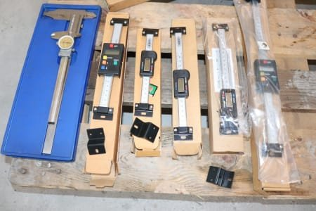 WABECO Lot of Calipers