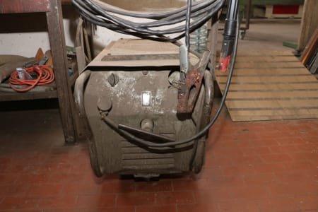 Máquina de soldadura Electrode