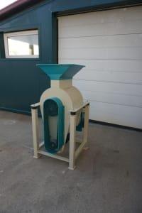 Triturador de madera REHAR