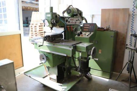 HERMLE PF 1000 Universal Tool Milling Machine