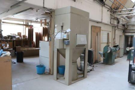 DCE UMA 254/G 5 Extraction System